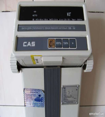 CAS DB-1H